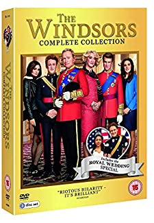 The Windsors - Complete Box Set