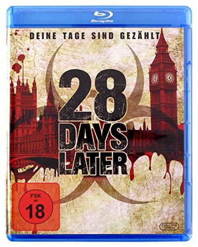 28 dias despues (O-Card Horror Edition 2018) [Blu-Ray] [Region Free] (Audio español. Subtítulos en español)