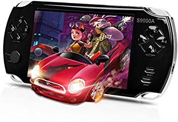 MUS RUN Portable 5 Inch Video Game Console