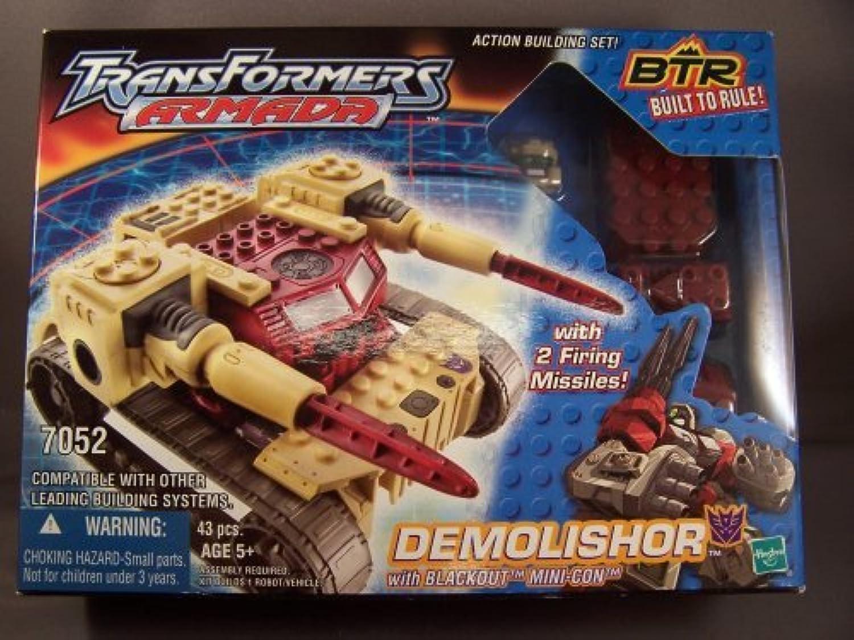 Transformers Armada Night Attack Demolisher