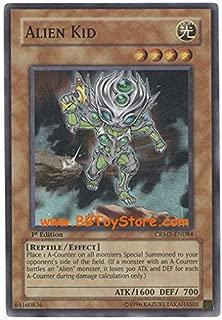 Yu-Gi-Oh! - Alien Kid (CRMS-EN084) - Crimson Crisis - Unlimited Edition - Super Rare