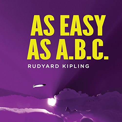 As Easy as ABC audiobook cover art