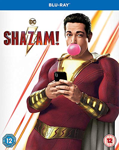 Shazam! [Blu-ray] [2019]