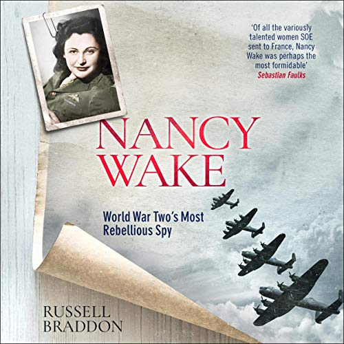 Nancy Wake cover art