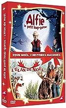Coffret la magie de noël : 2 FILMS : ALFIE LE PETIT LOUP GAROU / L'ELAN DE NOEL