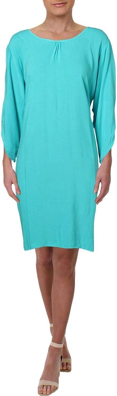 Fresh Produce Womens Escape Viscose KneeLength Tunic Dress