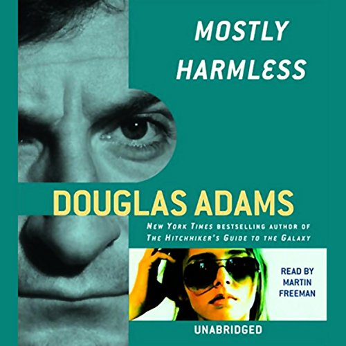 Mostly Harmless Titelbild