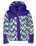 Arctix Girls Suncatcher Insulated Winter Jacket, Purple, Large