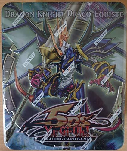 Yu-Gi-Oh - Sammler Tin 2010 - Dragon Knight Draco - Equiste - Exklusiv (en)glisch
