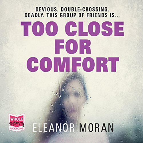 Too Close for Comfort cover art