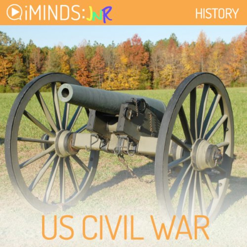The U.S. Civil War audiobook cover art
