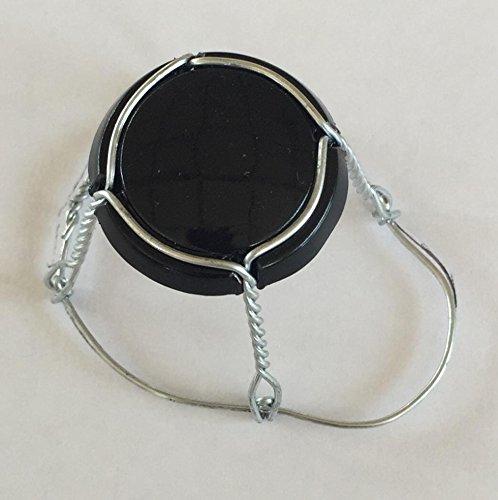 capsule spumante Il Brico GABBIETTE FERMATAPPO A 4 Fili C/Capsula/CAPPELLOTTO Metallica per Tappi Spumante Confezione pz.50