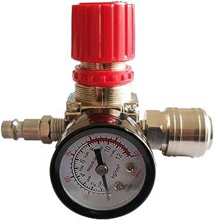 """1/4""""Regulador de presión neumático del compresor de"""