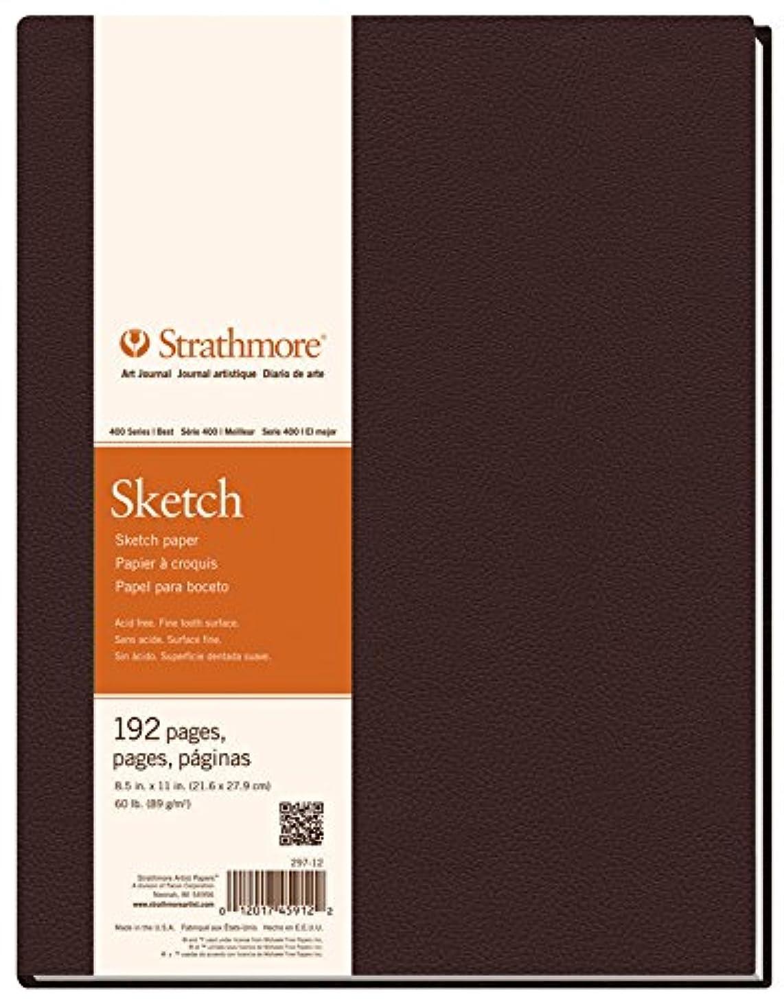 Strathmore Sketchbook 400 Series Hardbound Art Journal Sketch, 5.5
