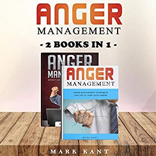 Anger Management: 2 Books in 1 cover art