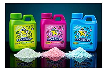 4ct Sour Sneaky Stardust Powdered Chewing Gum