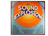 SOUND EXPLOSION LP Vinyl VG+ 1976 Ronco R 1976 Hot Chocolate Valli Manchester
