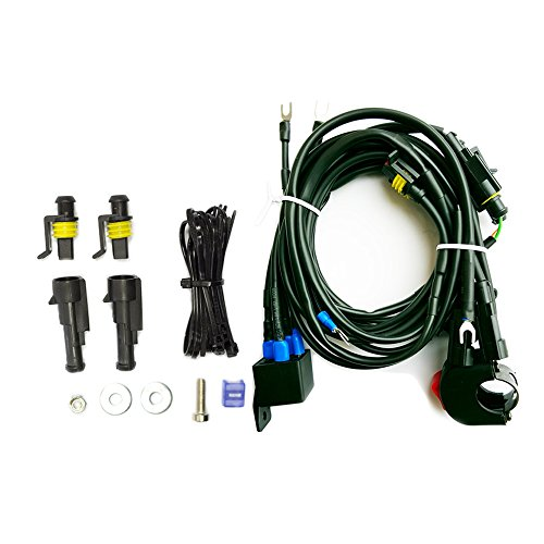A-Parts Kit Faretti a LED Karena Specifici per BMW R1200 RT 05> 09