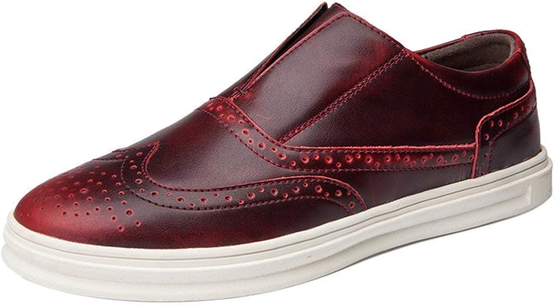b5c108a9d4c1f ZHRUI Men Fashion Slip On Oxford shoes Sneaker nvewsd6245-New Shoes ...