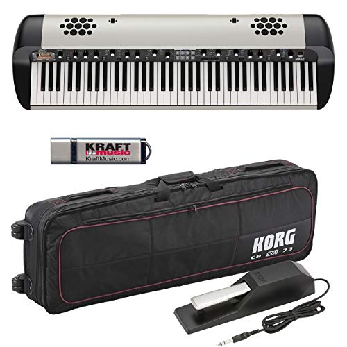 Find Bargain Korg SV-2S 73 Stage Vintage Piano with CBSV1 Case and Flash Drive