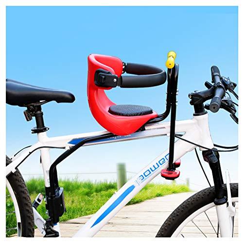 Mountain Bike Kinderzitje Child Bicycle Front Stoel Geschikt Voor 0-4 Jaar Oude Baby Autostoeltje
