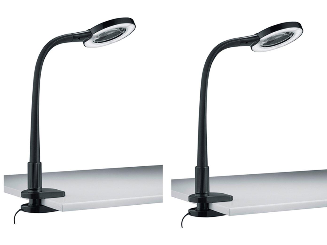 LAMPADA A BASSO CONSUMO ENERGETICO CON 2 LENTI D/'INGRANDIMENTO FERVI 0891