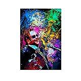 Elton John Leinwand-Kunst-Poster und Wandkunstdruck,