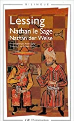 Nathan le sage de Lessing Gotthold Eph