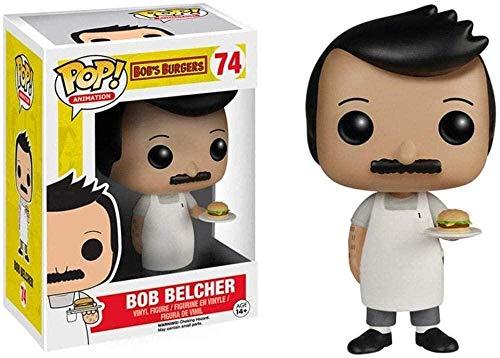 MEIQI Popolare Serie di animazione Classica da Collezione in vinile di Bob Belcher - Bob s Burgers