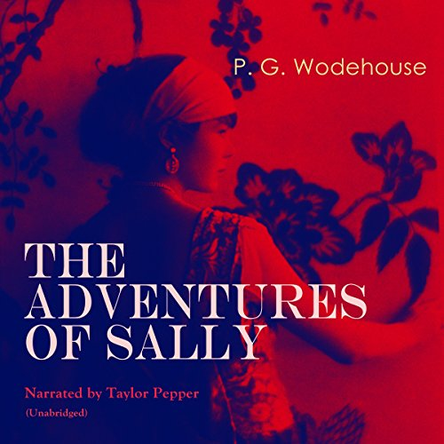 The Adventures of Sally audiobook cover art