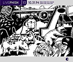 Live Phish Vol. 13: 10/31/94, Glens Falls Civic Center, Glens Falls, New York