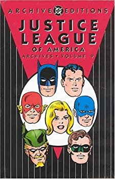 Justice League America Archives, Vol. 9 - Book  of the DC Archive Editions