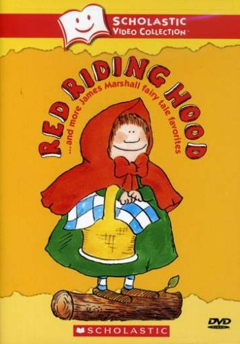 Red Riding Hood... And More James Marshall Fairy Tale Favorites (Scholastic Video Collection)