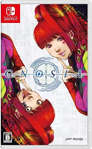 グノーシア - Switch (【Amazon.co.jp限定特典】オリジナルカード2枚セット(SQ)同梱)