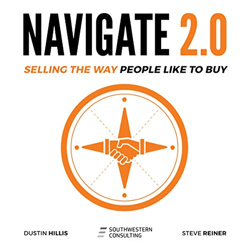 Navigate 2.0 Audiobook By Dustin Hillis, Steve Reiner cover art