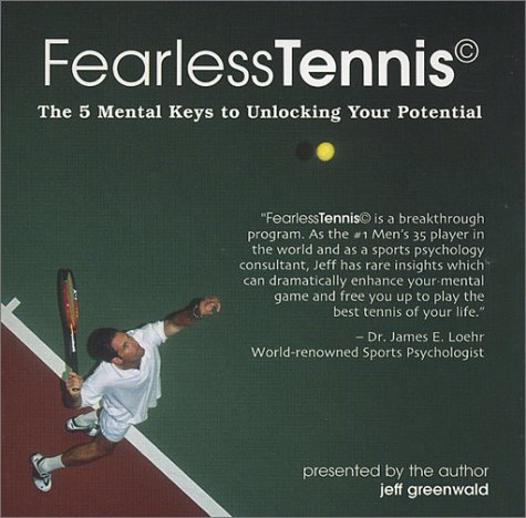Download FearlessTennis: The 5 Mental Keys To Unlocking Your Potential (2 Disc Set) 