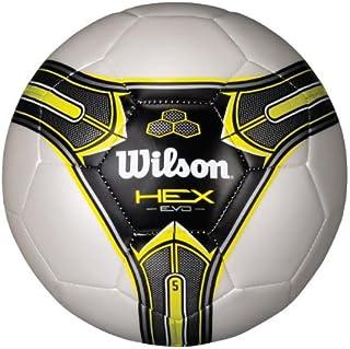 Wilson Hex Soccer Ball, Size 5