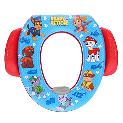 Nickelodeon Paw Patrol 'Rescue Pups' Soft Potty Seat