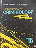 BUNDLE: Hagan: Introduction to Criminology, 10e (Paperback) + Interactive eBook