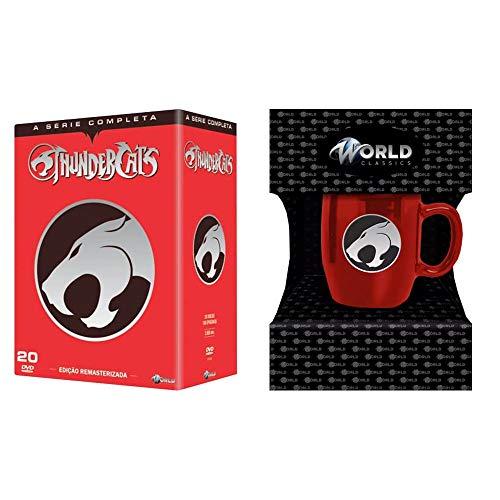 Thundercats - Serie Completa Digibooks 20 Discos