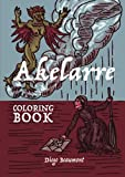 Coloring book - Diego Beaumont Akelarre: Witches, demons and supernatural beings