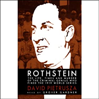 Rothstein audiobook cover art