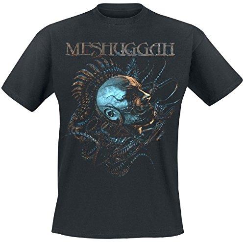 Meshuggah Head T-Shirt schwarz M
