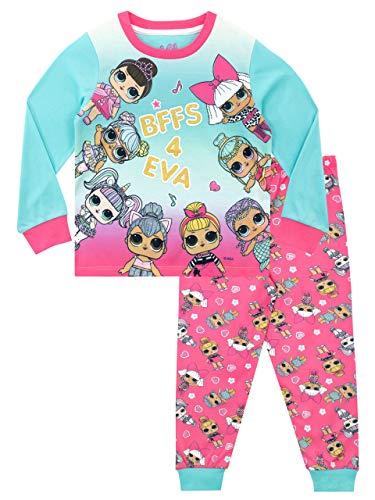 LOL Surprise Mädchen Dolls Schlafanzug Mehrfarbig 140