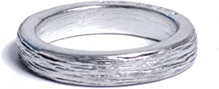 10 Year Anniversary Tin Ring - Ladies - Inscribed with Ten Years, Free Resize