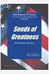 Seeds of Greatness Audio CD