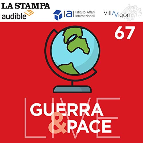 Guerra & Pace Live (Guerra & Pace 67) copertina