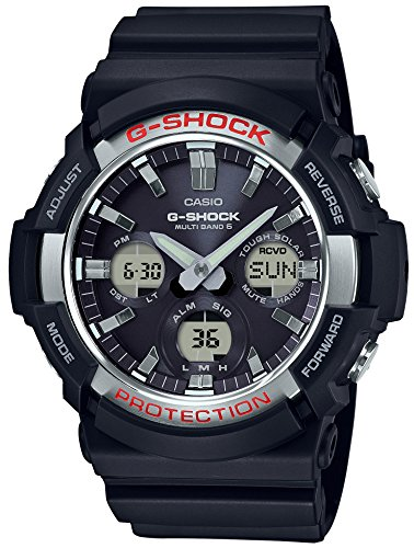 Casio G-Shock Tough Solar Multiband 6 GAW-100-1AJF Herren