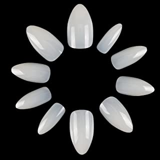 Best rounded pointy acrylic nails Reviews