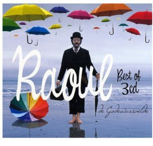 Best Of Raoul De Godewarsvelde (Coffret 3 CD)
